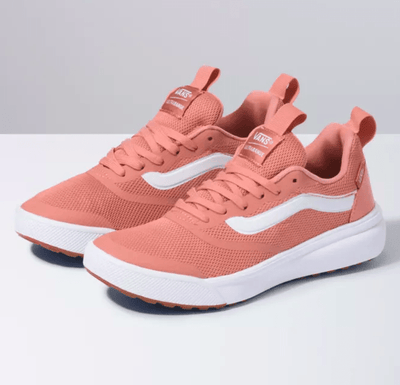 Vans Women's Shoes 6 / Rose Dawn / True White Vans, Women's UltraRange Rapidweld (Rose Pink)
