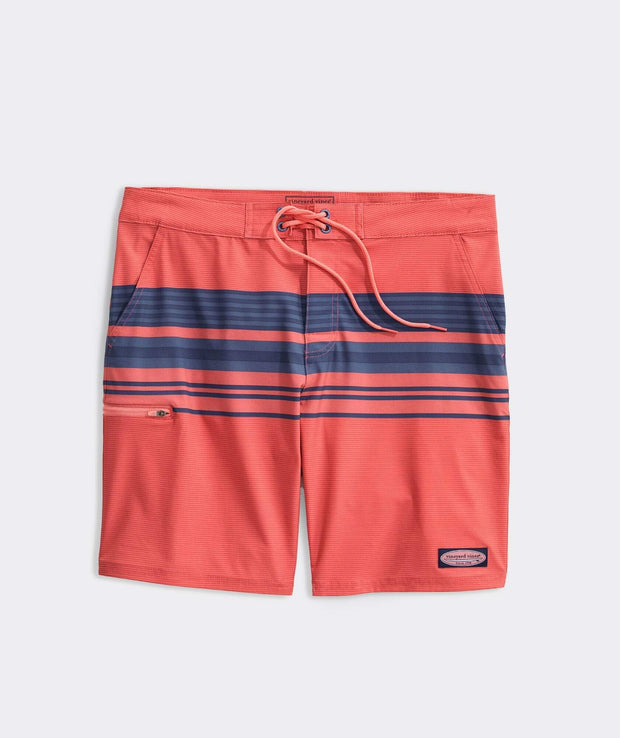 Vineyard Vines Men's Bathing Suit Vineyard Vines, Men's Striped Board Short (Multiple Colors)
