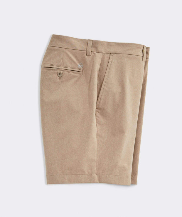 Vineyard Vines Men's Shorts 30 Vineyard Vines, Men's Performance Breaker Short (Khaki)