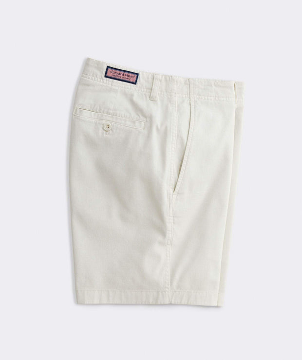 Vineyard Vines Men's Shorts 35 / Stone Vineyard Vines, Men's Seven Inch Island Short (Multiple Colors)