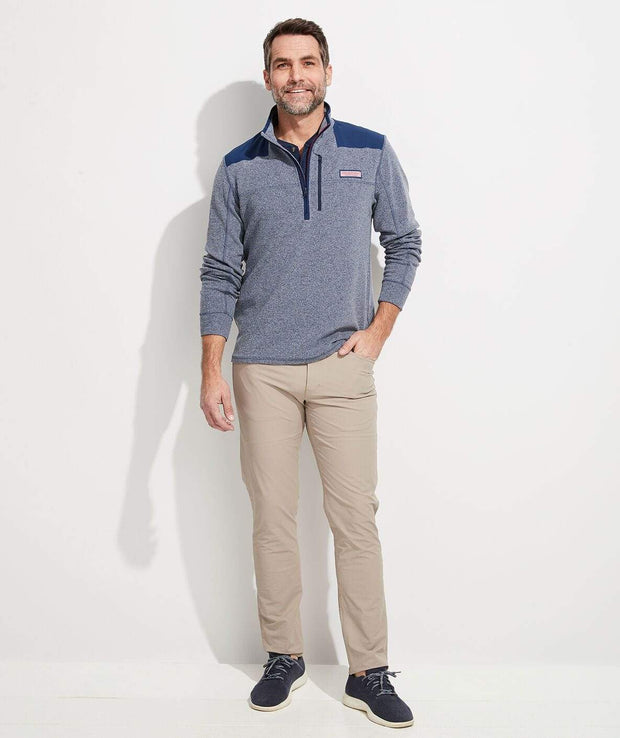 Vineyard Vines Men's Sweaters Vineyard Vines, Men's Performance Ryder Shep Shirt (Deep Bay)