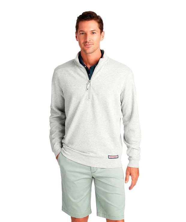 Vineyard Vines Men's Sweatshirt L / Light Grey Vineyard Vines, Men's Collegiate Shep Shirt (Multiple Colors)