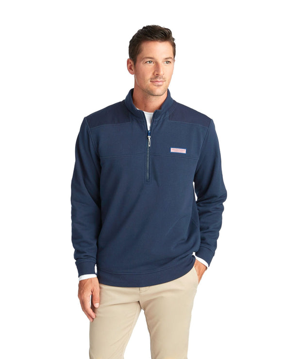 Vineyard Vines Men's Sweatshirt L / Navy Blue Vineyard Vines, Men's Collegiate Shep Shirt (Multiple Colors)