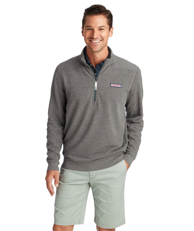 Vineyard Vines Men's Sweatshirt M / Charcoal Vineyard Vines, Men's Collegiate Shep Shirt (Multiple Colors)