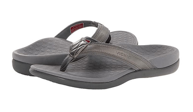 Vionic Women's Sandals 10 / Pewter Vionic, Women's Tide II Sandals (Multiple Colors)