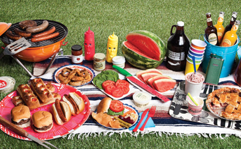 Backyard BBQ Party Ideas SeaTurtle Sports - Backyard bbq party ideas