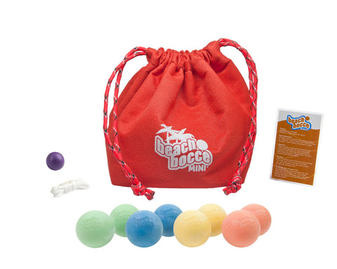 Ultra Portable Mini Bocce Ball Set