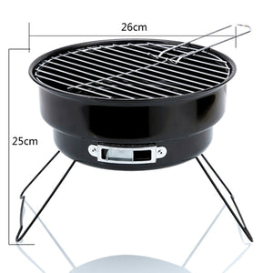 Mini Barbecue Grill Camping Portable Outdoor pliant Voyage charbon Rack Poêle - Dakar Lux