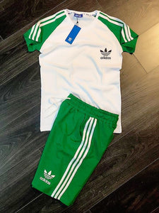 ENSEMBLE TREFOIL SHORTS ADIDAS