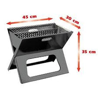 Promo Barbecue transportable pliable - Boum market