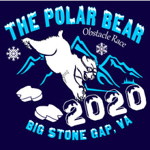 Load image into Gallery viewer, 2020 Polar Bear Early Registration (price good through Dec. 6th)