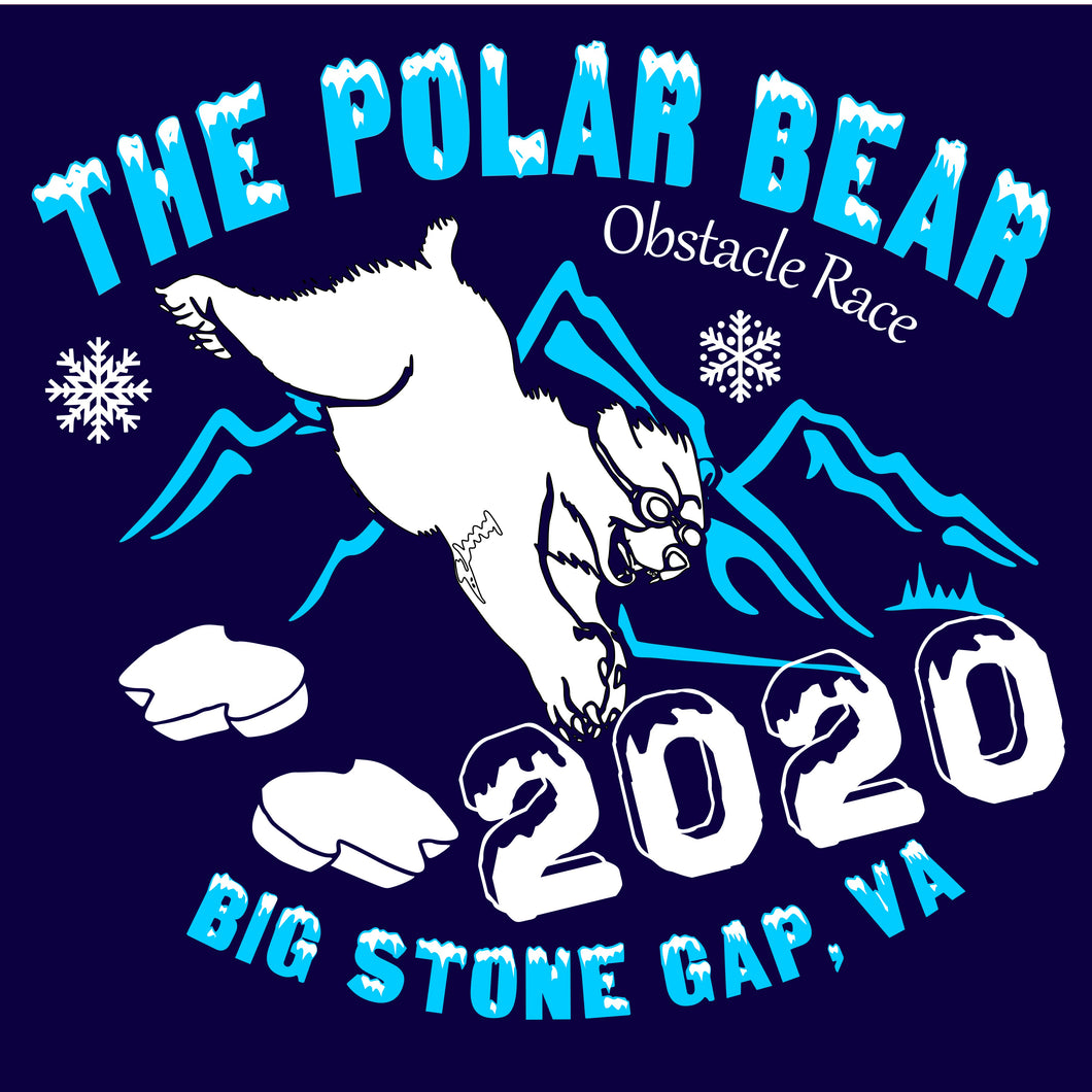 2020 Polar Bear Pre-Registration (price good through Jan 21st)