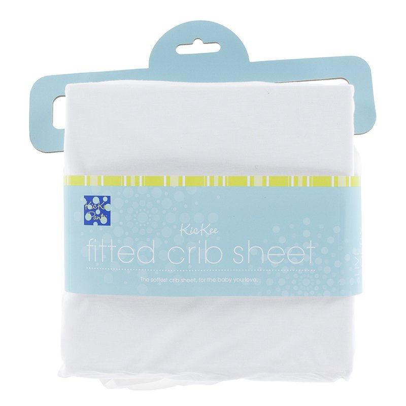 Kickee Pants Fitted Crib Sheet