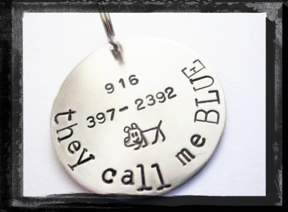 Personalized DOG TAG - Identification for your Dog