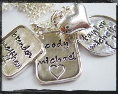 The Ultimate Family Charm Necklace