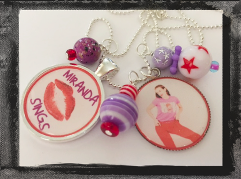 Miranda Sings Necklace for Girls So Sweet