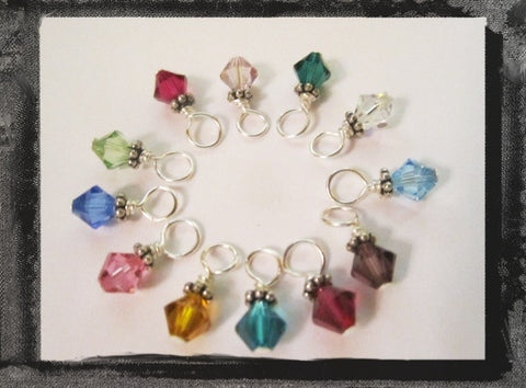 Swarovski Crystal Add On Charm