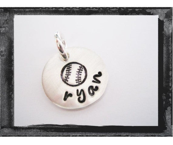 "1/2"" Sterling SIlver Add On Charm"
