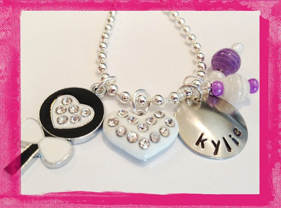 Loving Lollipops Charm Necklace for Girls #SW85