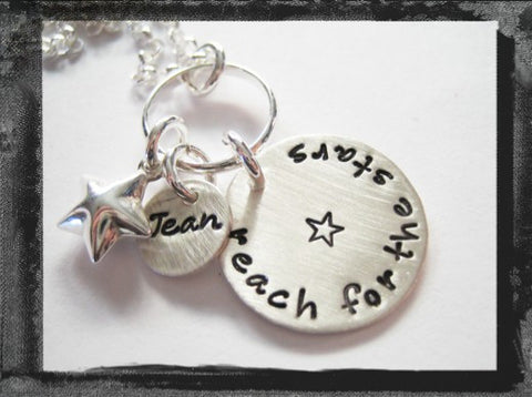 Reach For The Stars - Graduation Necklace