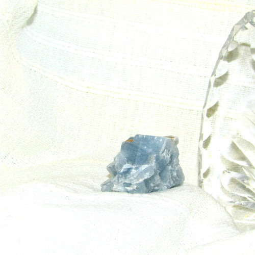 Blue Calcite - Rough (30mm x 20mm)