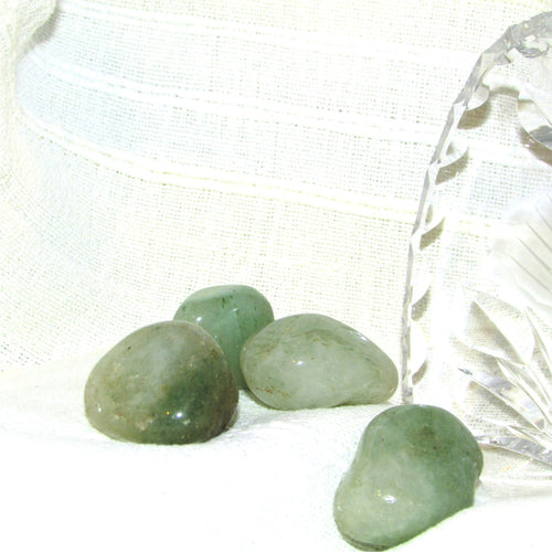 Green Aventurine - Medium (25mm x 20mm)