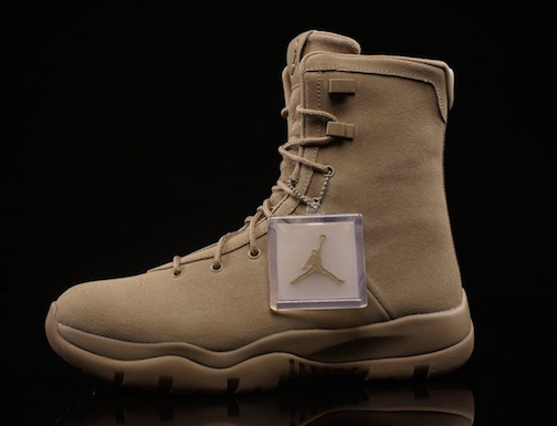 NEW JORDAN RLEASE NEXT WEEK!! Khaki Jordan Future Boot Hits Retailers !