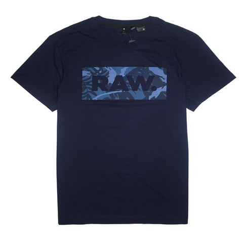 Draye T-Shirt (Imperial Blue)