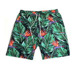 3 Pocket Summer Shorts (Leaf Green) /D12