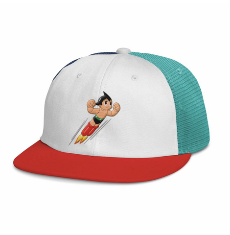 Astro Boy X Diamond Truck Hat (Multi)