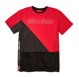 Martian Tee (Red/Blk)