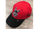 Lucky Charm Dad Hat (Red)