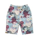 Bloom Prosper Shorts (Blue Chill)