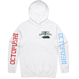 Money Dangerous Hoodie ( White) / C9
