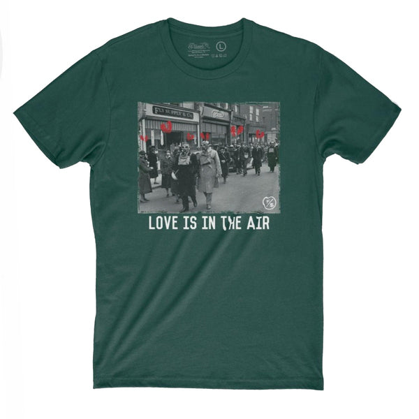Love In The Air Again (Emerald Green)