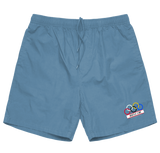 Marathon Shorts (Powder Blue) /D6