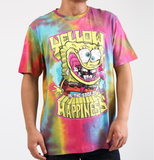 Happiness Tie-Dye Tee (Multi) /D?