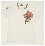White Flower Polo