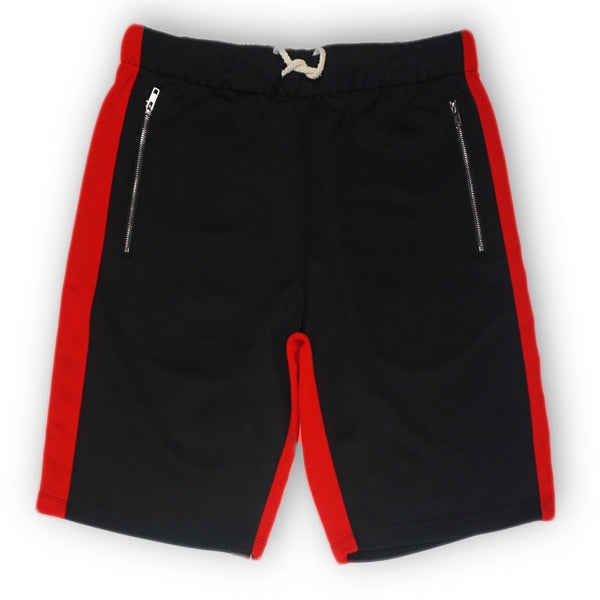 Tricot Shorts (Blk/Red) /C7