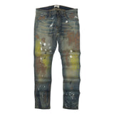 Tailored 1720 Rust Stain Denim (Blue) /C8