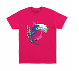 Wipe Out Tee (Pink) /D2