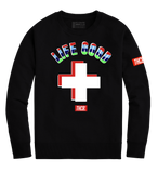 Life Good Crewneck (Black)