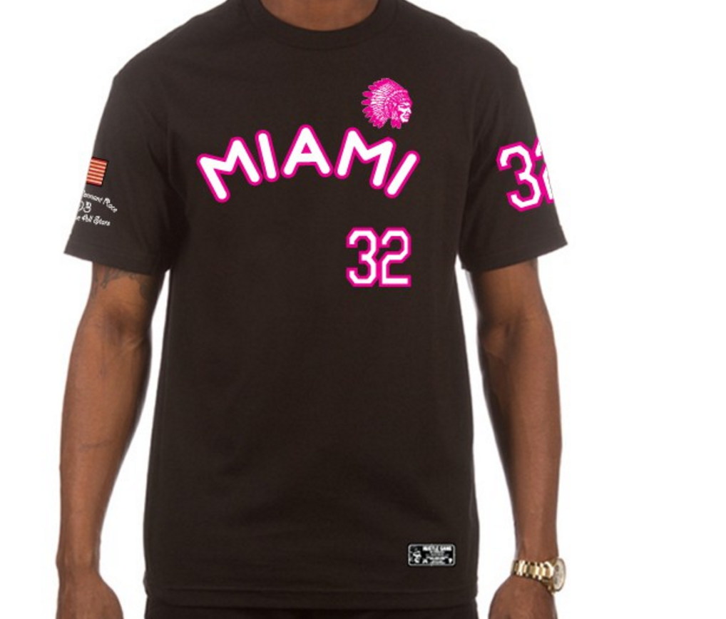 South Beach SS Tee (Black)