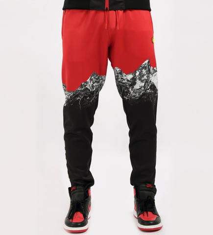 MTN Range Track Pants (Red) /D12