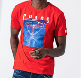 Chaos Tee (Red) /D2