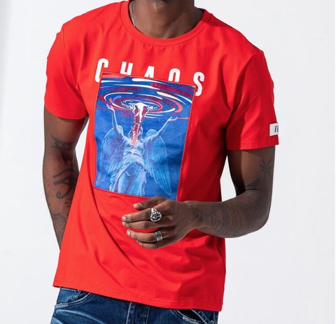 Chaos Tee (Red) /D11