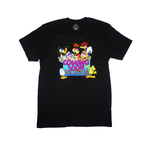 Gnarfield Tee (Black)