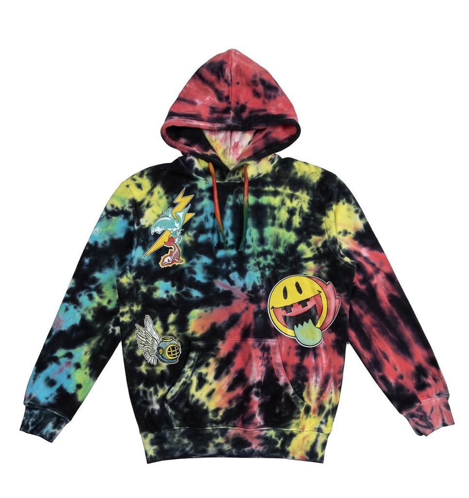 All Good Hoodie (Multi) /D4