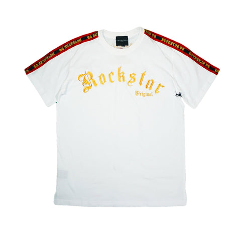Rosenthal Gold Trim Tee (White)MD1