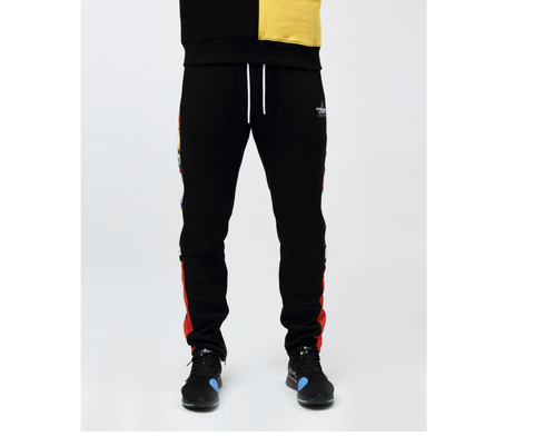 Billiard Club Track Pants (Black) /